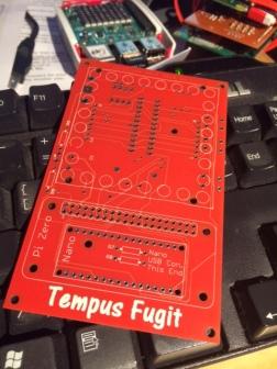 second proto PCB